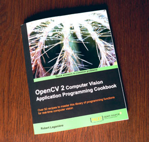 OpenCV2 Computer Vision Application Programming Cookbook